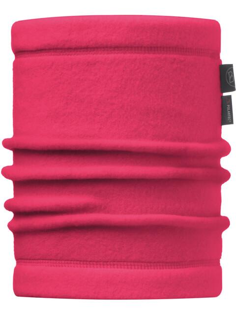 Buff Kids Polar Neckwarmer Solid Bright Pink